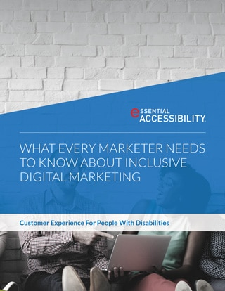Whitepaper: What Every Marketer Needs To Know About Inclusive Digital Marketing