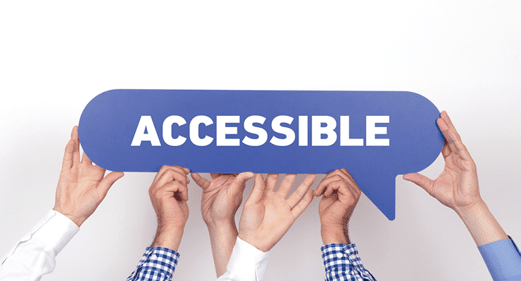 Accessibility standards and guidelines