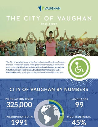 City of Vaughan Infographic Thumbnail