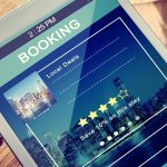 Booking travel online
