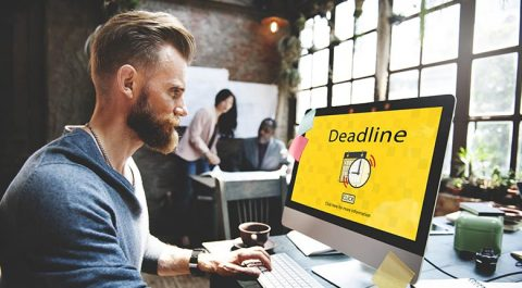 upcoming deadline