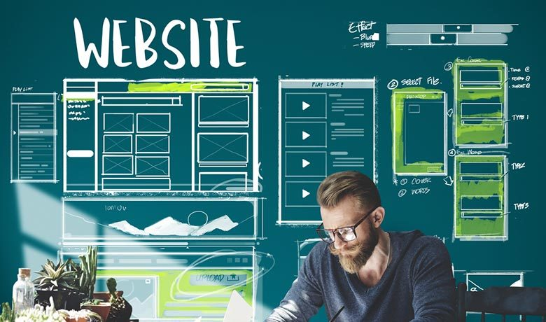 web accessibility design layout