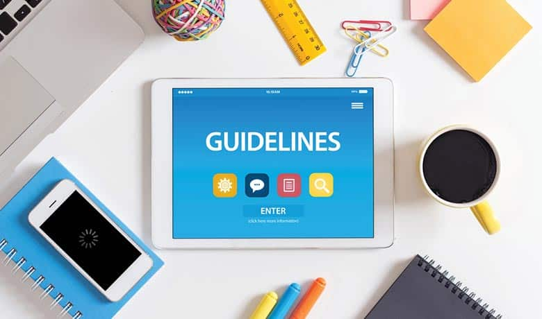 guidelines for WCAG