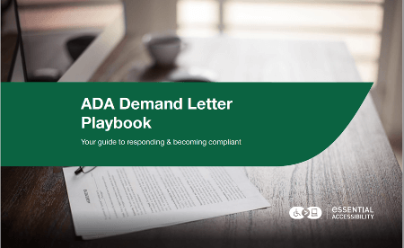 Cover image of Demand Letter Playbook