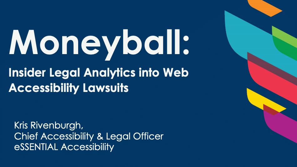 Insider Legal Analytics into Web Accessibility Lawsuits thumbnail