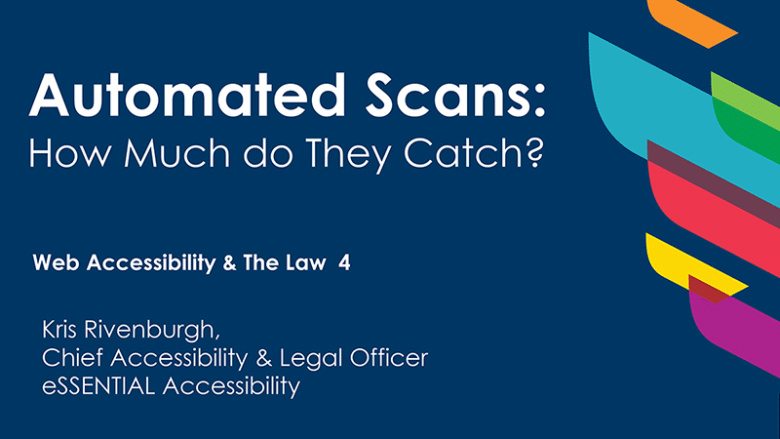 Automated Scans: How Much do They Catch?